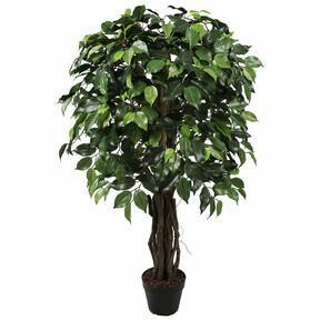 Umělý strom Fíkus liána 120 cm