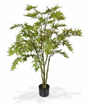 Umělý strom Javor zelený 120 cm