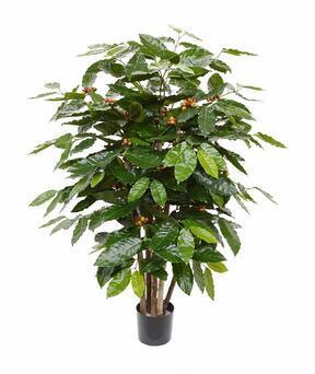 Umělý strom Kávovník 100 cm