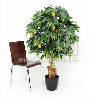 Umělý strom Mangovník s plody 120 cm