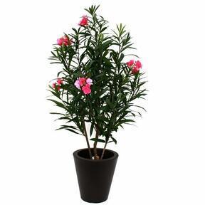 Umělý strom Oleander růžový 150 cm