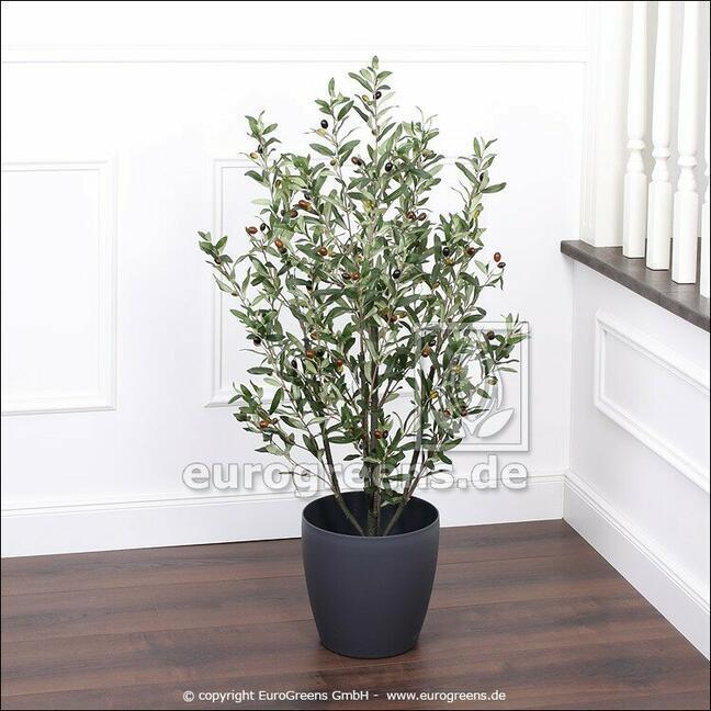 Umělý strom Olivovník 110 cm