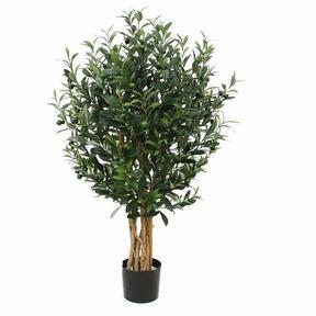 Umělý strom Olivovník 120 cm