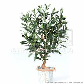 Umělý strom Olivovník 55 cm