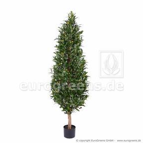Umělý strom Olivovník s olivami 150 cm