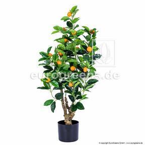 Umělý strom Pomerančovník 90 cm