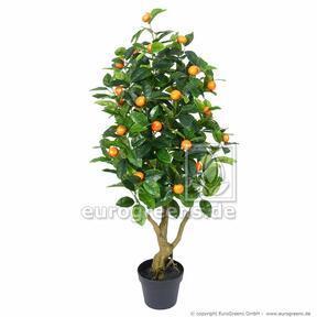 Umělý strom Pomerančovník s plody 115 cm
