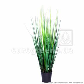 Umělý svazek trávy v květináči 65 cm