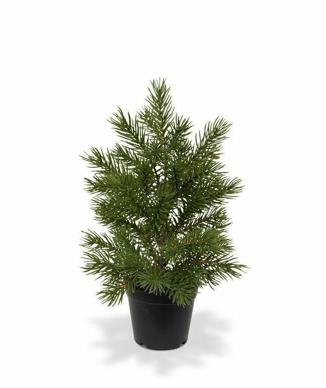 Umělý vánoční stromek 28 cm