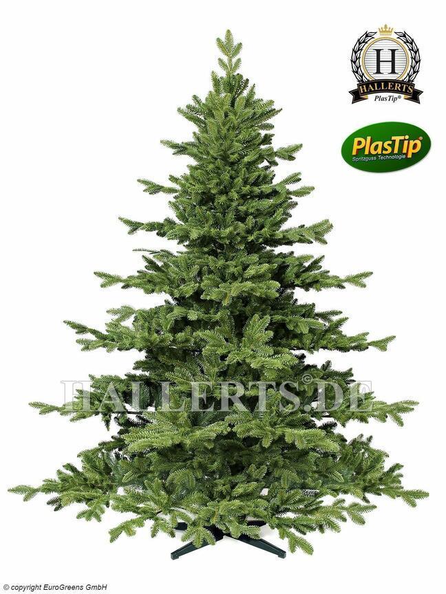 Umělý vánoční stromek Jedle Hamilton 180 cm