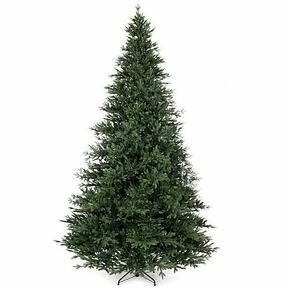 Umělý vánoční stromek Jedle Nobilis Oxburgh 400 cm
