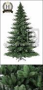 Umělý vánoční stromek Jedle Nordmann Alnwick 400 cm