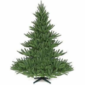 Umělý vánoční stromek Jedle Nordmann Bolton 180 cm