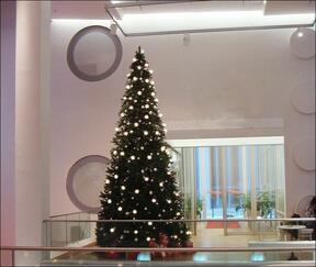 Umělý vánoční stromek Luvi Amberly 500 cm