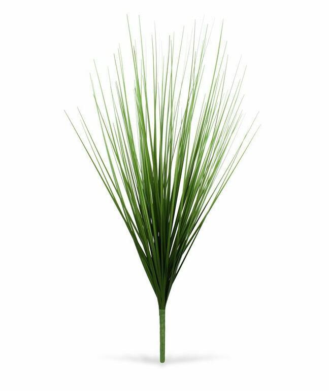 Umělý zapichovací svazek trávy 60 cm