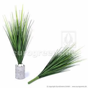 Umělý zapichovací svazek trávy 70 cm