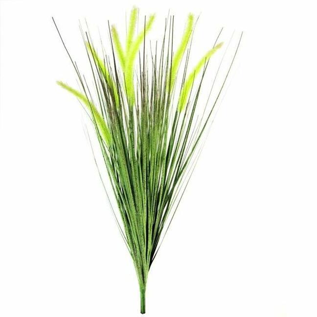 Umělý zapichovací svazek trávy Dochan 85 cm