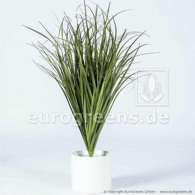 Umělý zapichovací svazek trávy Rákos obecný 80 cm