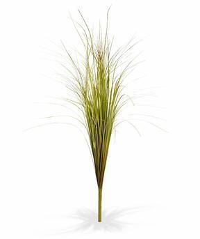 Umělý zeleno-hnědý zapichovací svazek trávy 80 cm