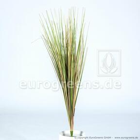 Umělý žluto-hnědý zapichovací svazek trávy 90 cm